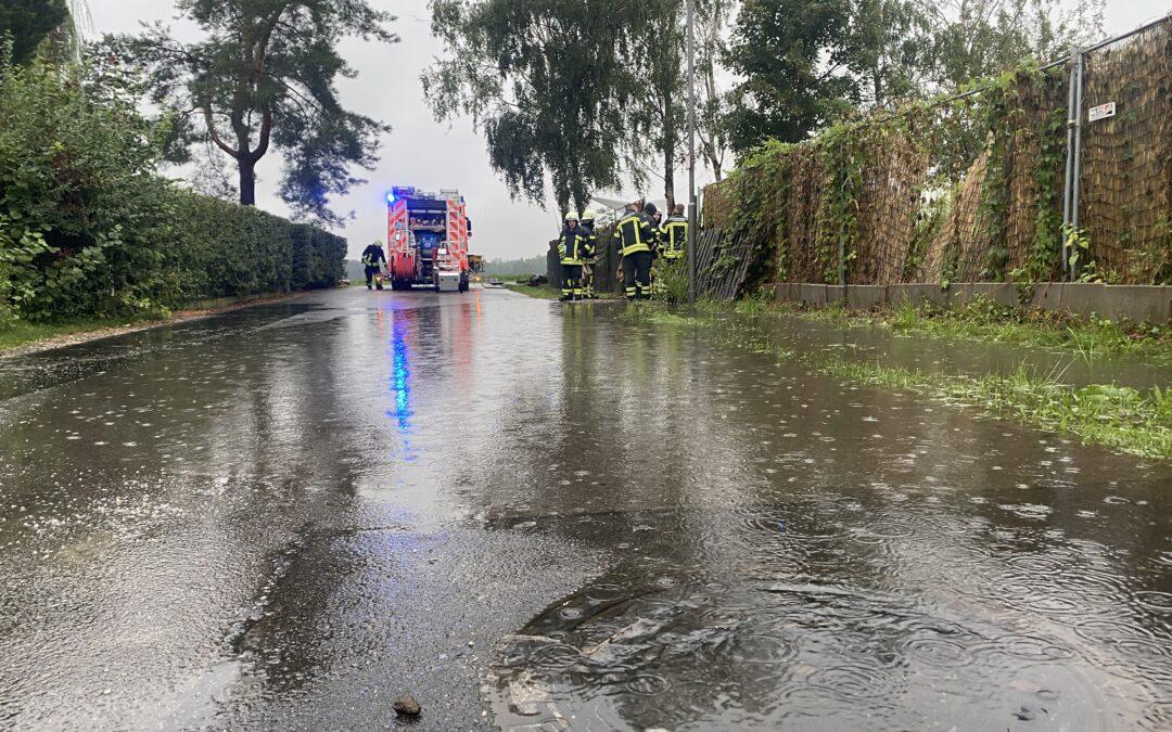 TH1 – Wasserschaden